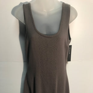 Primary Photo - BRAND: ANDREW MARCSTYLE: DRESS SHORT SLEEVELESSCOLOR: GREY SIZE: MSKU: 239-23918-30300KNIT