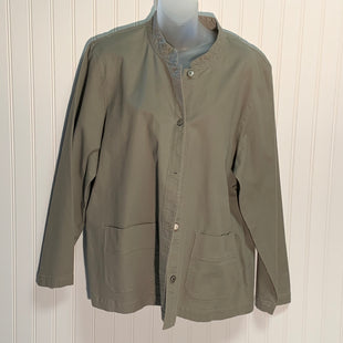 Primary Photo - BRAND: EILEEN FISHER STYLE: BLAZER JACKET COLOR: TAUPE SIZE: XL SKU: 239-23911-67875