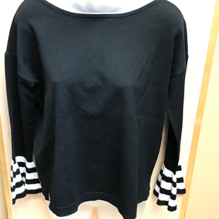 Primary Photo - BRAND: 525 AMERICA STYLE: SWEATER LIGHTWEIGHT COLOR: BLACK SIZE: S SKU: 239-23918-3812180% RAYON 20% NYLON