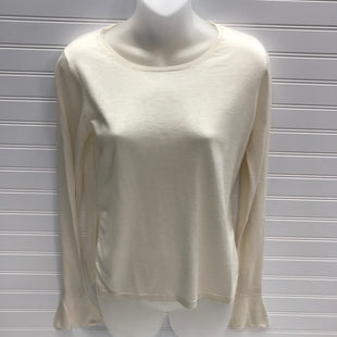 Primary Photo - BRAND:  CHRISTOPHER FISCHERSTYLE: SWEATER CASHMERE COLOR: CREAM SIZE: SMALL SKU: 239-23918-38056