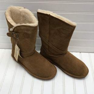 Primary Photo - BRAND: BEARPAW STYLE: BOOTS KNEE COLOR: TAN SIZE: 9 SKU: 239-23918-38736