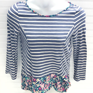 Primary Photo - BRAND: POSTMARKSTYLE: TOP LONG SLEEVE COLOR: BLUE GREEN SIZE: M SKU: 239-23918-38619ANTHROPOLOGIE