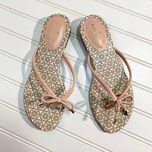 Primary Photo - BRAND: KATE SPADE STYLE: SANDALS LOW COLOR: PINK SIZE: 7.5 SKU: 239-23918-37367