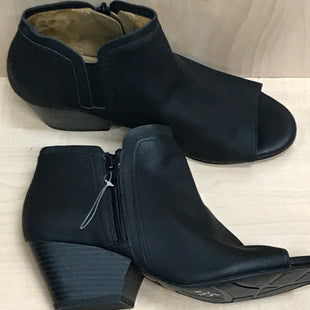 Primary Photo - BRAND: NATURAL SOUL STYLE: BOOTS ANKLE COLOR: BLACK SIZE: 8.5 OTHER INFO: NEW! SKU: 239-23918-36875