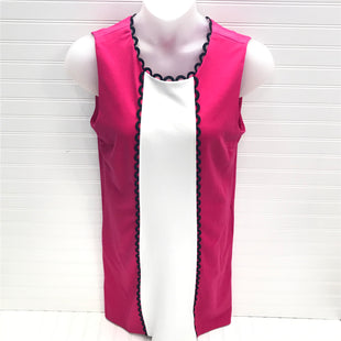 Primary Photo - BRAND:  SARA CAMPBELL STYLE: DRESS SHORT SLEEVELESS COLOR: PINK WHITE BLACK SIZE: L SKU: 239-23911-73870