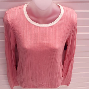 Primary Photo - BRAND: ANN TAYLOR STYLE: SWEATER LIGHTWEIGHT COLOR: ROSE SIZE: S OTHER INFO: NEW! SKU: 239-23911-74037