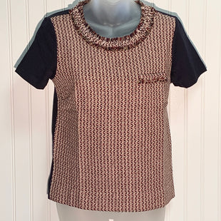Primary Photo - BRAND: J CREW STYLE: TOP SHORT SLEEVE COLOR: TWEED SIZE: S OTHER INFO: NEW! SKU: 239-23918-37785