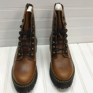 Primary Photo - BRAND: DR MARTENS STYLE: BOOTS ANKLE COLOR: BROWN SIZE: 9 OTHER INFO: NEW! LEONASKU: 239-23918-38691