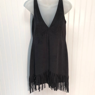 Primary Photo - BRAND: ZARA TRAFALUCSTYLE: DRESS SHORT SLEEVELESS COLOR: BLACK SIZE: S SKU: 239-23911-68466
