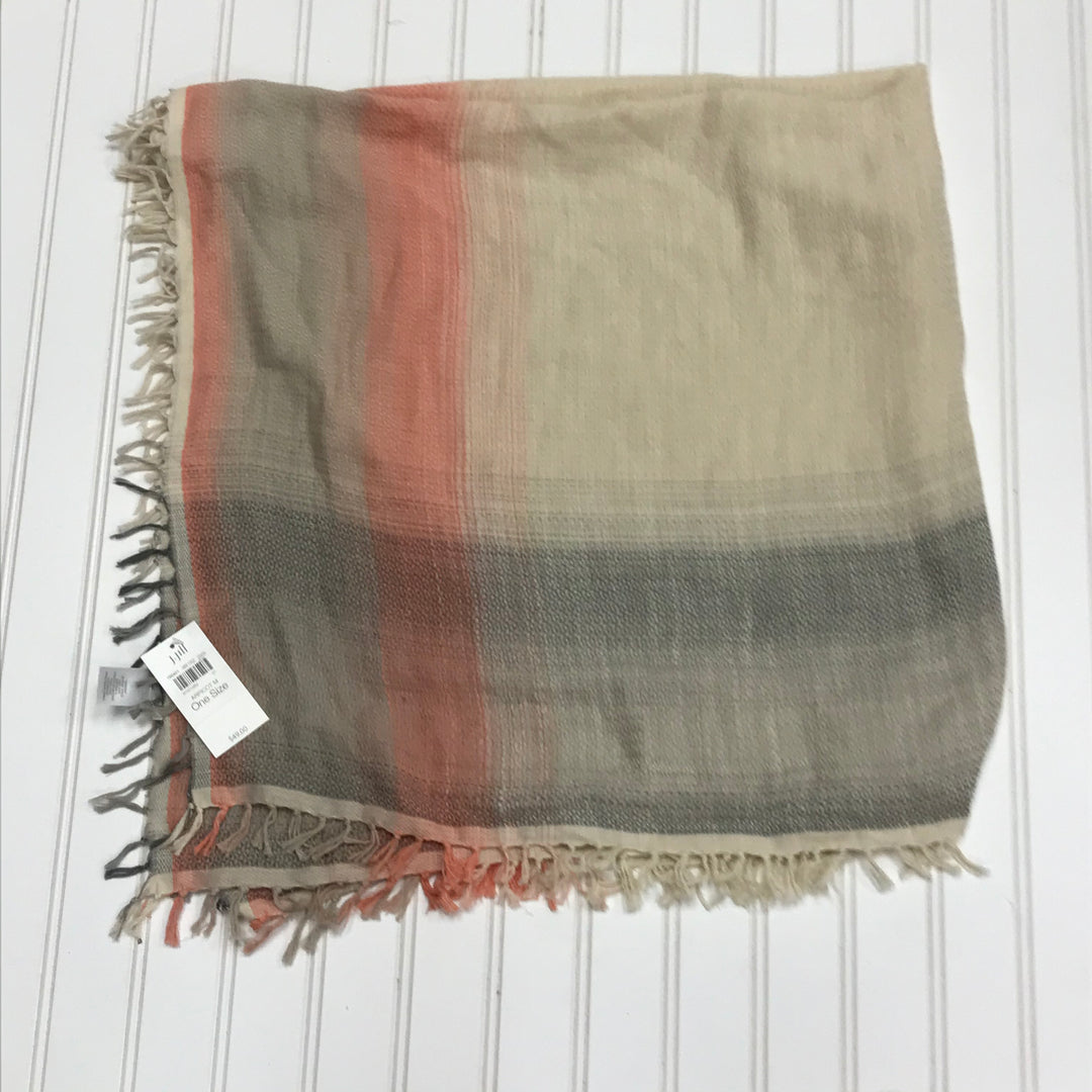 Primary Photo - BRAND: J JILL <BR>STYLE: SCARF <BR>COLOR: MULTI <BR>OTHER INFO: NEW! SQUARE MEASURES 40 INCHES <BR>SKU: 239-23911-73254