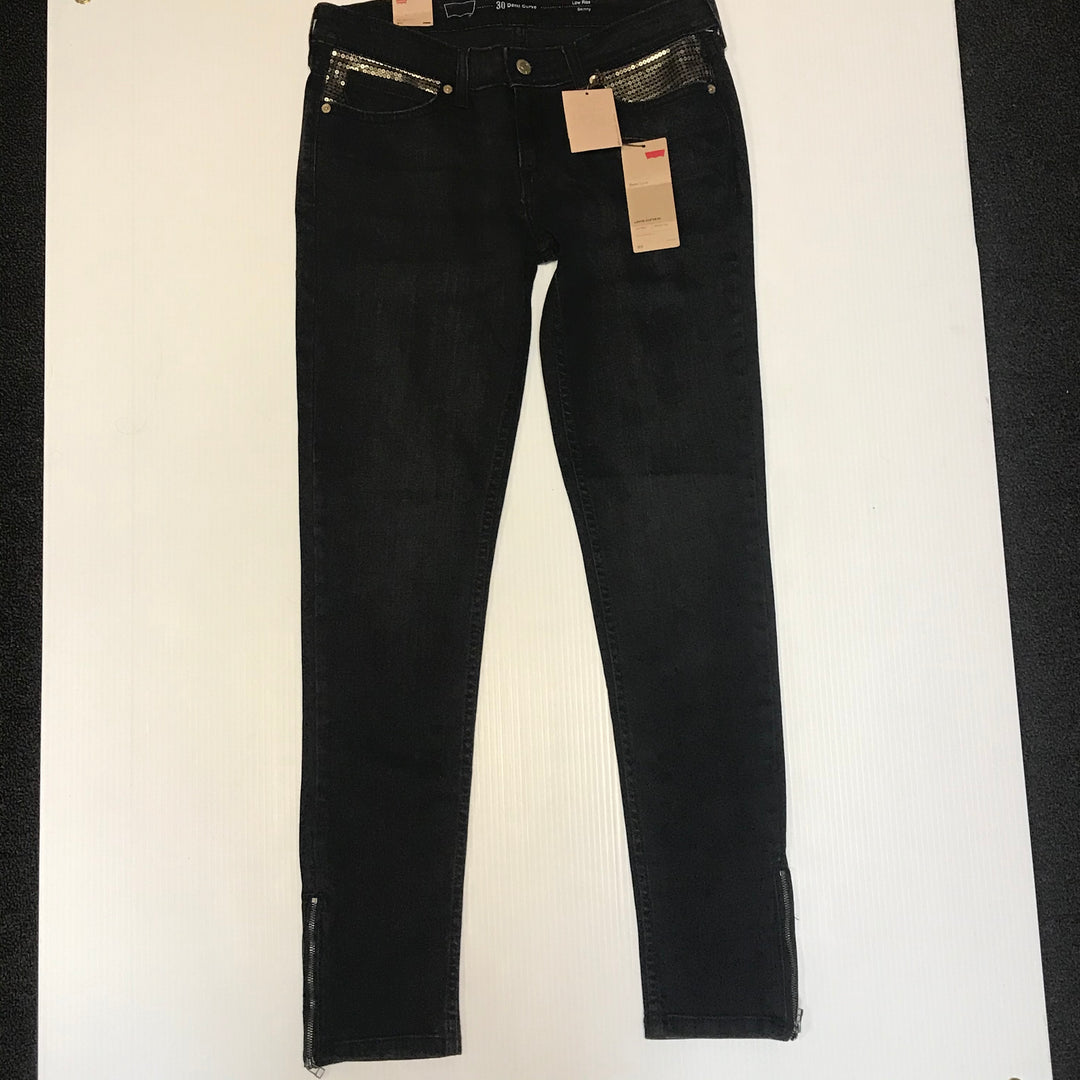 Primary Photo - BRAND: LEVIS<BR>STYLE: JEANS<BR>COLOR: BLUE<BR>SIZE: 4(27)<BR>SKU: 239-23918-33460<BR>BOLD CURVE MODERN RISE, SKINNY