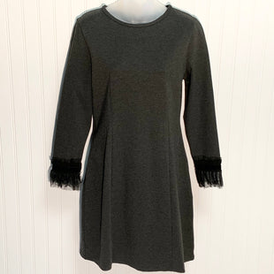 Primary Photo - BRAND: J CREW STYLE: DRESS SHORT LONG SLEEVE COLOR: CHARCOAL SIZE: S OTHER INFO: NEW! ORIGINALLY $118SKU: 239-23918-36699