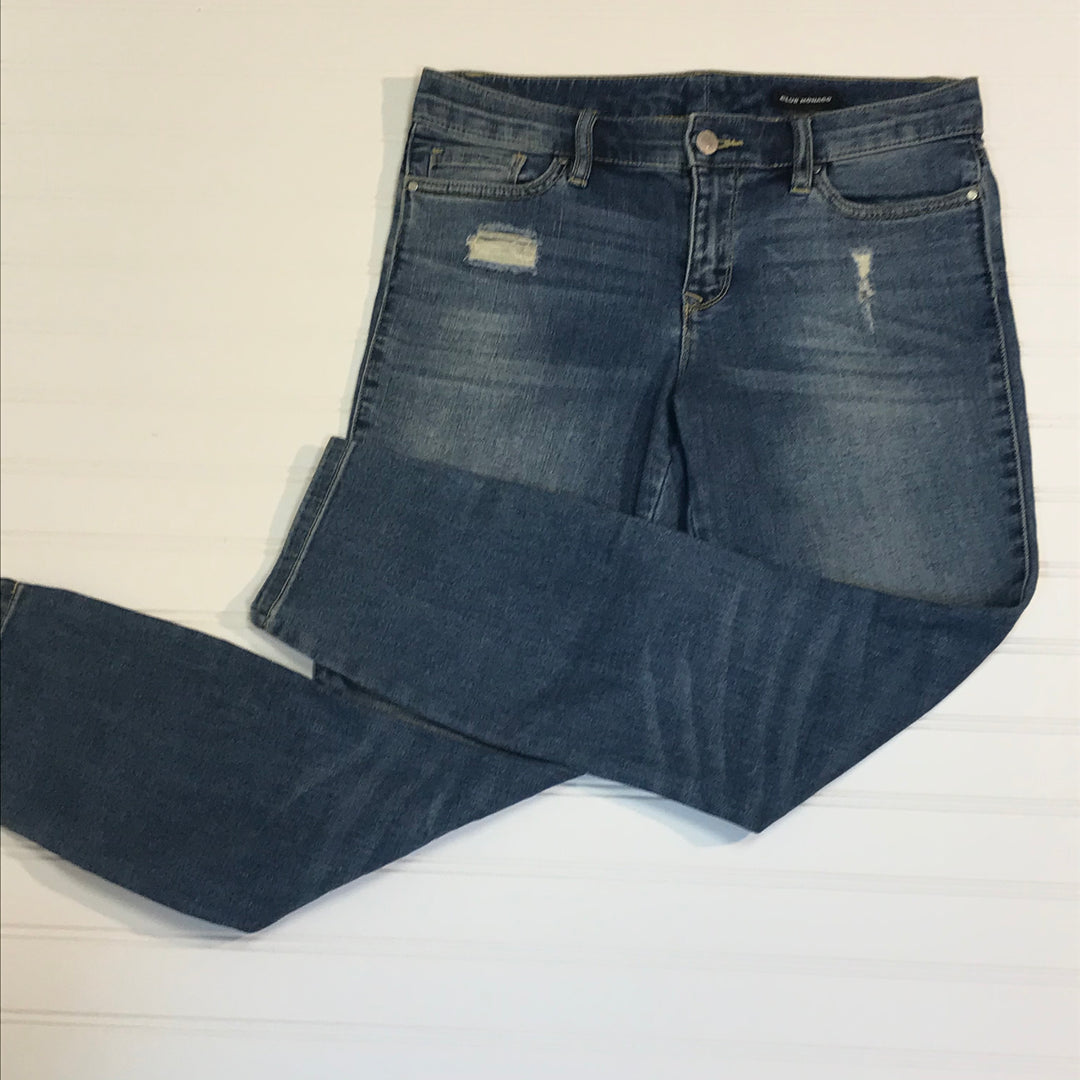 Primary Photo - BRAND: CLUB MONACO <BR>STYLE: JEANS <BR>COLOR: DENIM BLUE <BR>SIZE: 2 <BR>OTHER INFO:  25/26 <BR>SKU: 239-23918-33864