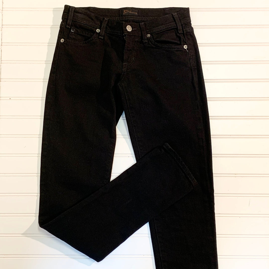 Primary Photo - BRAND: CITIZENS OF HUMANITY <BR>STYLE: JEANS <BR>COLOR: BLACK DENIM <BR>SIZE: 2 <BR>SKU: 239-23911-60495