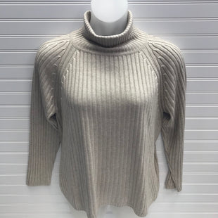 Primary Photo - BRAND:   COLETTE MORDOSTYLE: SWEATER LIGHTWEIGHT COLOR: TAUPE SIZE: XL OTHER INFO: 85% SILKSKU: 239-23918-38127