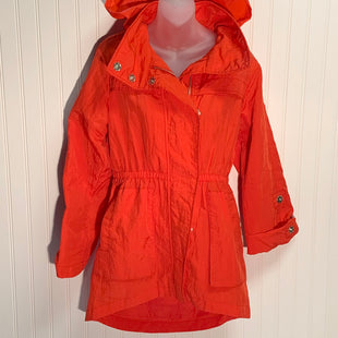 Primary Photo - BRAND: NEW YORK AND CO STYLE: JACKET OUTDOOR COLOR: RED SIZE: S SKU: 239-23918-37881