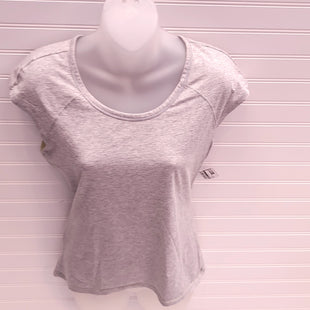 Primary Photo - BRAND: ATHLETA STYLE: ATHLETIC TOP SHORT SLEEVE COLOR: GREY SIZE: S OTHER INFO: SLEEVLESS SKU: 239-23911-74022