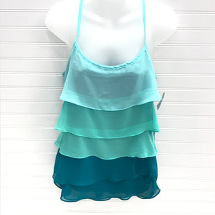 Primary Photo - BRAND: NEW YORK AND CO STYLE: TOP SLEEVELESS COLOR: GREEN SIZE: S OTHER INFO: NEW! SKU: 239-23911-74062