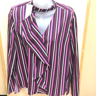 Primary Photo - BRAND: DEREK LAM STYLE: TOP LONG SLEEVE COLOR: STRIPED SIZE: S SKU: 239-23918-35178