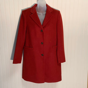 Primary Photo - BRAND: LAUREN BY RALPH LAUREN STYLE: COAT SHORT COLOR: RUST SIZE: M SKU: 239-23918-36805