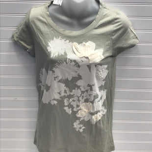 Primary Photo - BRAND: J CREW STYLE: TOP SHORT SLEEVE COLOR: SAGE SIZE: S SKU: 239-23911-72950