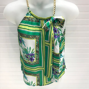 Primary Photo - BRAND: NEW YORK AND CO STYLE: TOP SLEEVELESS COLOR: GREEN SIZE: S SKU: 239-23911-73045