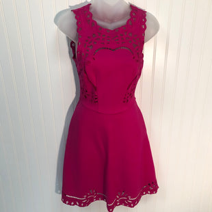 Primary Photo - BRAND: TED BAKER STYLE: DRESS SHORT SLEEVELESS COLOR: PINK SIZE: 0 SKU: 239-23911-68495