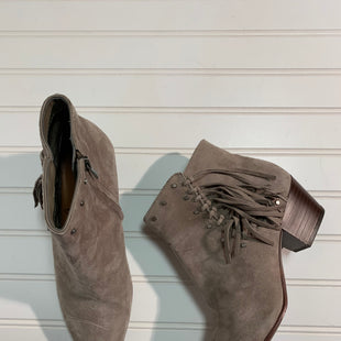 Primary Photo - BRAND: SAM EDELMAN STYLE: BOOTS ANKLE COLOR: GREY SIZE: 6.5 SKU: 239-23911-70985