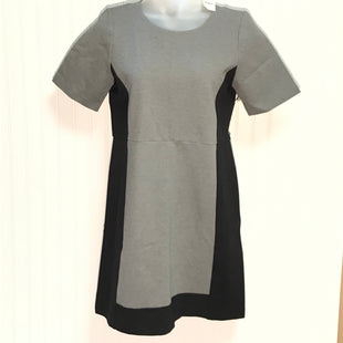 Primary Photo - BRAND: J CREW O STYLE: DRESS SHORT SHORT SLEEVE COLOR: GREY AND BLACK SIZE: 14 SKU: 239-23911-71484