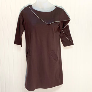 Primary Photo - BRAND: ANDREA CORCETTSTYLE: DRESS SHORT LONG SLEEVE COLOR: BROWN SIZE: XL OTHER INFO: SKU: 239-23911-71097