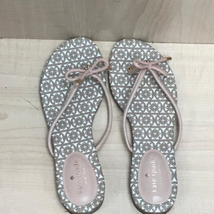 Primary Photo - BRAND: KATE SPADE STYLE: SANDALS FLAT COLOR: LIGHT PINK SIZE: 8 SKU: 239-23911-70011