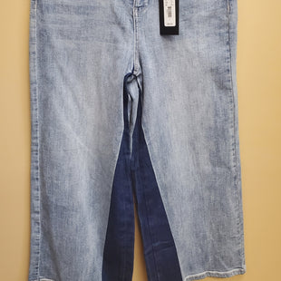 Primary Photo - BRAND: NEW YORK AND CO STYLE: JEANS COLOR: BLUE SIZE: 8 OTHER INFO: NEW! WIDE LEG SKU: 239-23911-69966