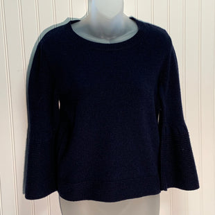 Primary Photo - BRAND: BANANA REPUBLIC STYLE: SWEATER HEAVYWEIGHT COLOR: NAVY SIZE: XS SKU: 239-23911-68277