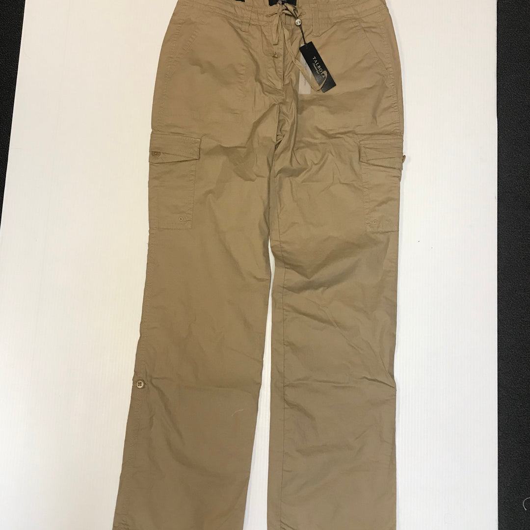 Primary Photo - BRAND: TALBOTS<BR>STYLE: PANTS<BR>COLOR: KHAKI<BR>SIZE: 6<BR>OTHER INFO: NEW!<BR>SKU: 239-23911-66568