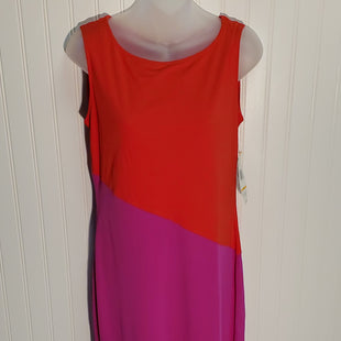 Primary Photo - BRAND: JONES NEW YORK STYLE: DRESS SHORT SLEEVELESS COLOR: MULTI SIZE: S OTHER INFO: NEW! SKU: 239-23911-66945