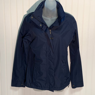 Primary Photo - BRAND: LANDS END STYLE: JACKET OUTDOOR COLOR: NAVY SIZE: XS SKU: 239-23918-35709