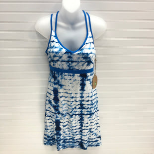 Primary Photo - BRAND: DAKINI STYLE: DRESS SHORT SLEEVELESS COLOR: BLUE WHITE SIZE: S SKU: 239-23911-74065