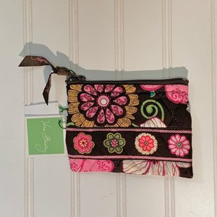 Primary Photo - BRAND: VERA BRADLEY STYLE: COIN PURSE COLOR: FLORAL SIZE: SMALL OTHER INFO: NEW! MOD FLORAL PINK SKU: 239-23911-71056