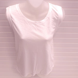 Primary Photo - BRAND: J CREW O STYLE: TOP SLEEVELESS BASIC COLOR: WHITE SIZE: XS OTHER INFO: NEW! SKU: 239-23911-74023