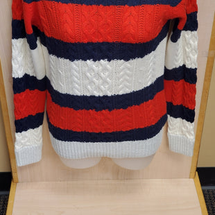 Primary Photo - BRAND:   VERO MODASTYLE: SWEATER HEAVYWEIGHT COLOR: RED WHITE BLUE SIZE: S SKU: 239-23911-70114