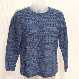 Primary Photo - BRAND: DENIM AND CO QVC STYLE: SWEATER HEAVYWEIGHT COLOR: BLUE SIZE: M OTHER INFO: NEW! SKU: 239-23911-71250