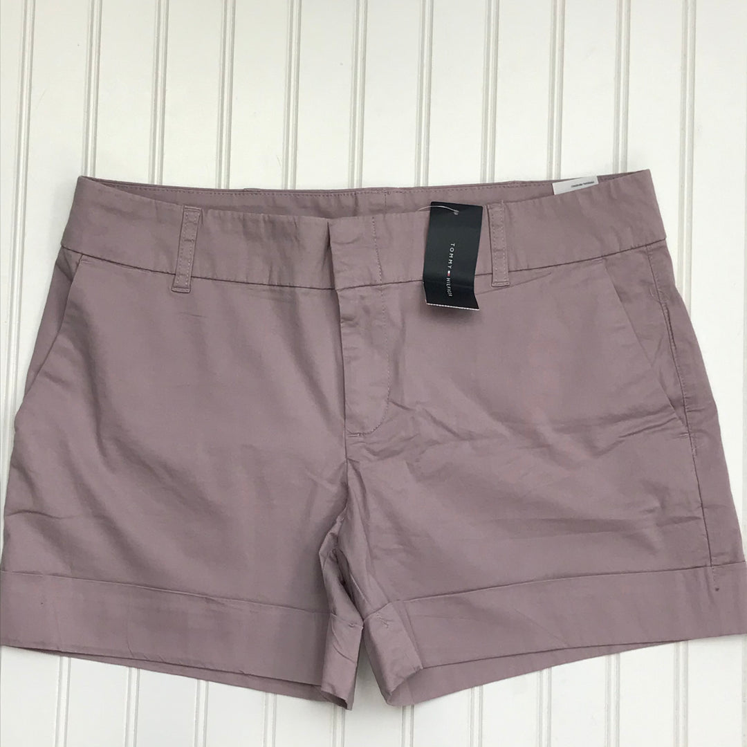 Primary Photo - BRAND: TOMMY HILFIGER O <BR>STYLE: SHORTS <BR>COLOR: MAUVE <BR>SIZE: 12 <BR>OTHER INFO: NEW! <BR>SKU: 239-23911-73112