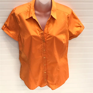 Primary Photo - BRAND: NEW YORK AND CO STYLE: TOP SHORT SLEEVE COLOR: MELON SIZE: M OTHER INFO: NEW! SKU: 239-23911-73060