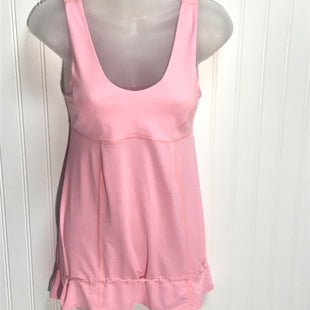 Primary Photo - BRAND: LULULEMON STYLE: ATHLETIC TANK TOP COLOR: PINK SIZE: 4 SKU: 239-23918-36329