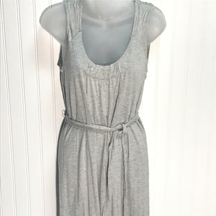 Primary Photo - BRAND: J CREW STYLE: DRESS SHORT SLEEVELESS COLOR: GREY SIZE: XS SKU: 239-23918-34408