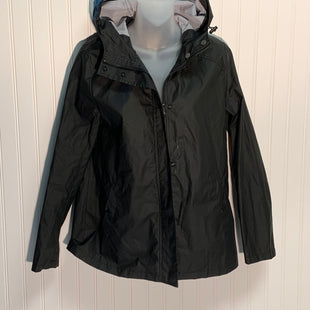 Primary Photo - BRAND: GH BASS AND CO STYLE: JACKET OUTDOOR COLOR: BLACK SIZE: S OTHER INFO: RAIN JACKET SKU: 239-23911-72357