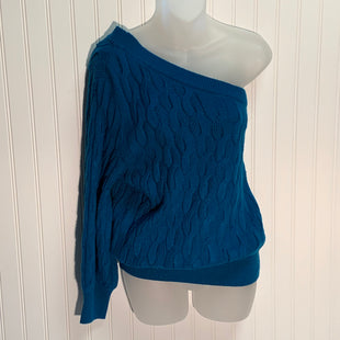 Primary Photo - BRAND: NEW YORK AND CO STYLE: SWEATER LIGHTWEIGHT COLOR: TEAL SIZE: M OTHER INFO: NEW! SKU: 239-23911-69964