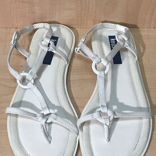 Primary Photo - BRAND: KEDSSTYLE: SANDALS FLATCOLOR: WHITESIZE: 8SKU: 239-23918-32735NEW!