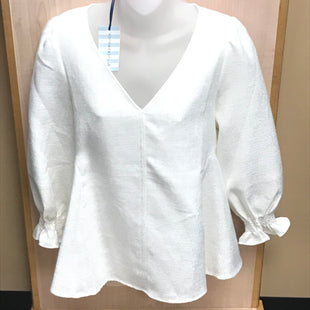 Top Long Sleeve By Tuckernuck   Size: M - BRAND: TUCKERNUCKSTYLE: TOP LONG SLEEVE COLOR: WHITE SIZE: M SKU: 239-23911-69988. 50% RAYON, 30% COTTON, 20% LINEN.