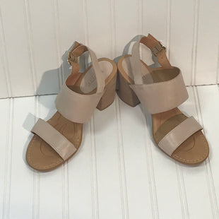 Primary Photo - BRAND: BORN STYLE: SANDALS HIGH COLOR: NUDE SIZE: 9 SKU: 239-23911-67457